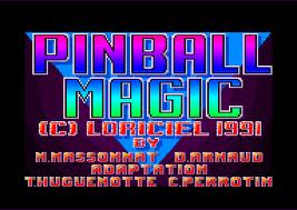 Pinball Magic per Amstrad CPC