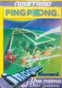 Ping Pong per Amstrad CPC