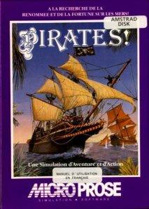 Pirates! per Amstrad CPC
