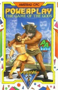 Powerplay: The Game of the Gods per Amstrad CPC