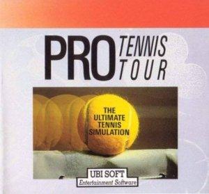 Pro Tennis Tour per Amstrad CPC