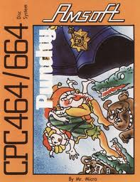 Punchy per Amstrad CPC