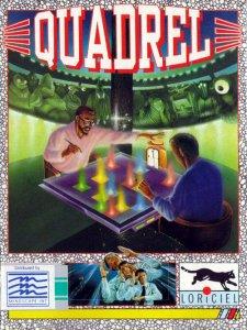 Quadrel per Atari ST