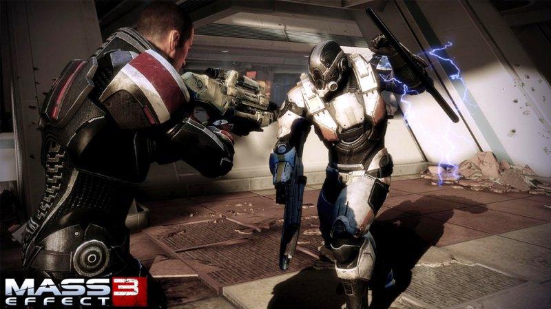 Modalità co-op a quattro per Mass Effect 3?