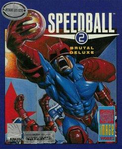 Speedball 2: Brutal Deluxe per Atari ST