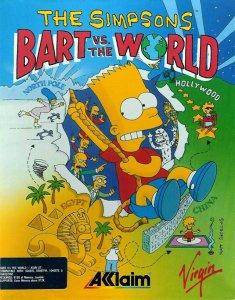 The Simpsons: Bart vs. the World per Atari ST