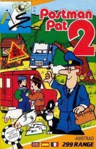 Postman Pat 2 per Amstrad CPC