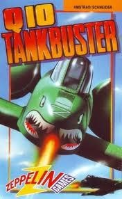 Q10 Tankbuster per Amstrad CPC