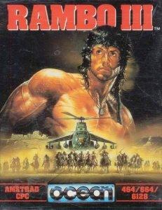 Rambo III per Amstrad CPC