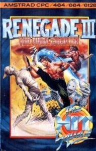 Renegade III: The Final Chapter per Amstrad CPC