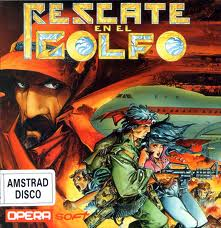 Rescate En El Golfo per Amstrad CPC
