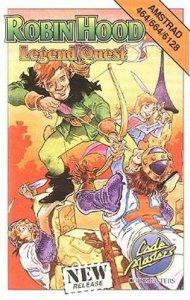 Robin Hood: Legend Quest per Amstrad CPC