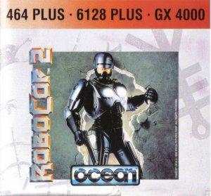 RoboCop 2 per Amstrad CPC