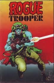 Rogue Trooper per Amstrad CPC