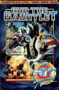 Run the Gauntlet per Amstrad CPC