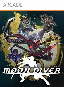 Moon Diver per Xbox 360