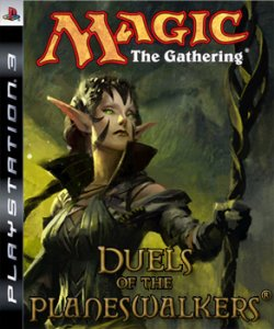 Magic The Gathering - Duels of the Planeswalkers per PlayStation 3