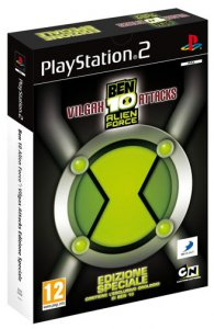 Ben 10: Alien Force - Vilgax Attacks per PlayStation 2