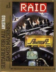 Raid!!! per Amstrad CPC