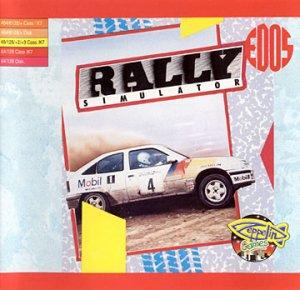 Rally Simulator per Amstrad CPC