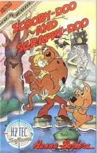 Scooby Doo and Scrappy Doo per Amstrad CPC