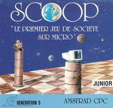 Scoop per Amstrad CPC