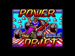 Sega Ages: Power Drift per Amstrad CPC
