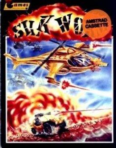 Silkworm per Amstrad CPC