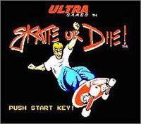 Skate or Die per Amstrad CPC
