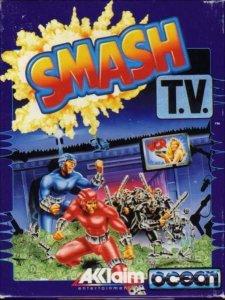 Smash TV per Amstrad CPC