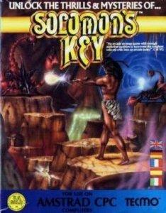 Solomon's Key per Amstrad CPC