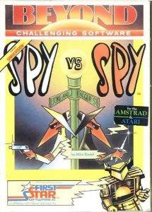 Spy vs. Spy per Amstrad CPC