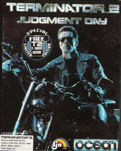 Terminator 2: Judgment Day per Atari ST