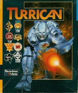 Turrican per Atari ST