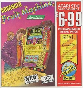 Advanced Fruit Machine Simulator per Atari ST