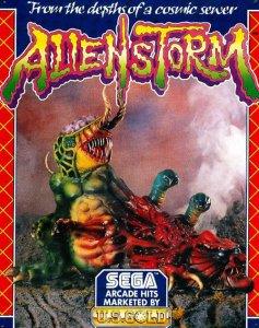 Alien Storm per Atari ST