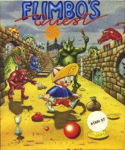 Flimbo's Quest per Atari ST