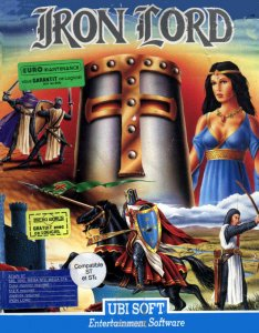 Iron Lord per Atari ST