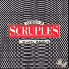 Scruples per Amstrad CPC