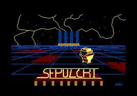Sepulcri per Amstrad CPC