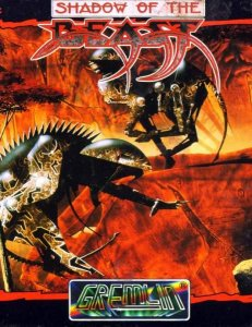 Shadow of the Beast per Amstrad CPC