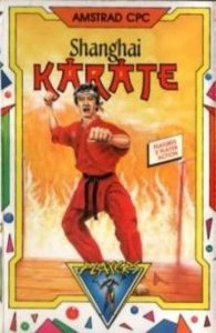 Shanghai Karate per Amstrad CPC