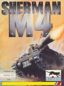 Sherman M4 per Amstrad CPC