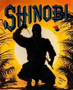 Shinobi per Amstrad CPC
