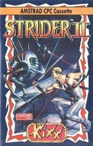 Strider 2 per Amstrad CPC