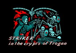 Stryker in the Crypts of Trogan per Amstrad CPC