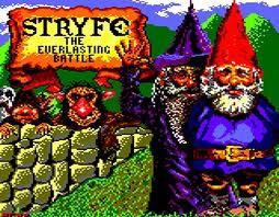 Stryfe per Amstrad CPC