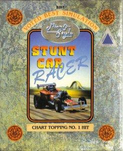 Stunt Car Racer per Amstrad CPC