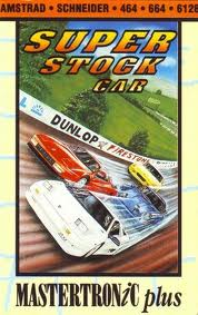 Super Stock Car per Amstrad CPC