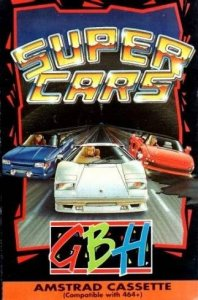 Super Cars per Amstrad CPC